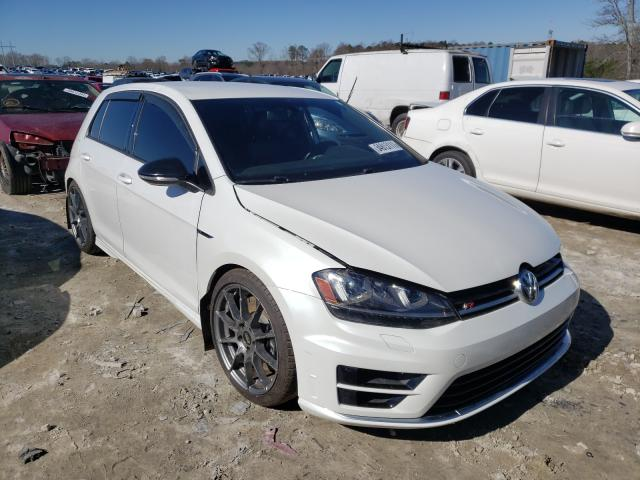 Salvage cars for sale from Copart Loganville, GA: 2016 Volkswagen Golf R