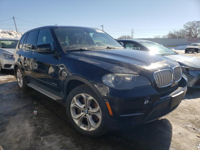 Salvage cars for sale from Copart Cudahy, WI: 2011 BMW X5 XDRIVE5