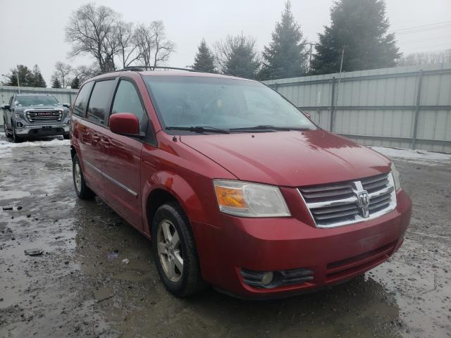 Salvage cars for sale from Copart Albany, NY: 2008 Dodge Grand Caravan