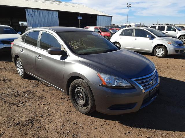 2015 Nissan Sentra S for sale in Phoenix, AZ