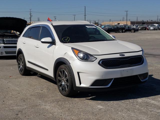 Carros híbridos a la venta en subasta: 2019 KIA Niro FE