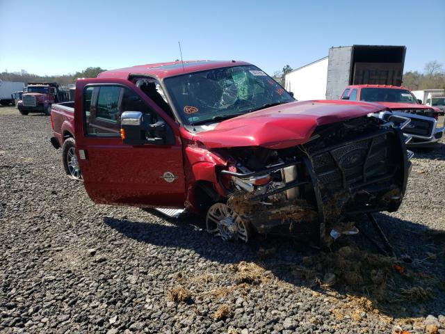 Salvage cars for sale from Copart Lufkin, TX: 2014 Ford F250 Super