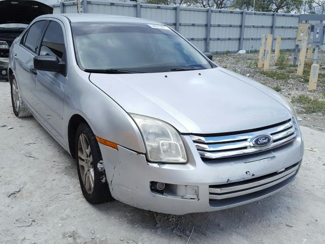 Salvage cars for sale from Copart Homestead, FL: 2006 Ford Fusion SEL