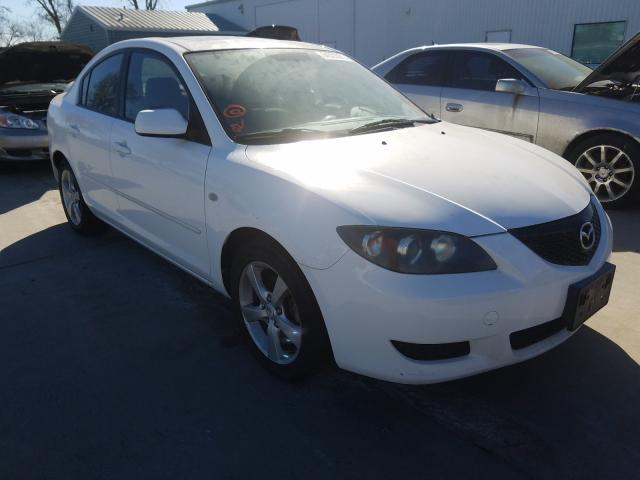 Mazda 3 salvage cars for sale: 2004 Mazda 3