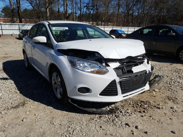 Salvage cars for sale from Copart Austell, GA: 2014 Ford Focus SE