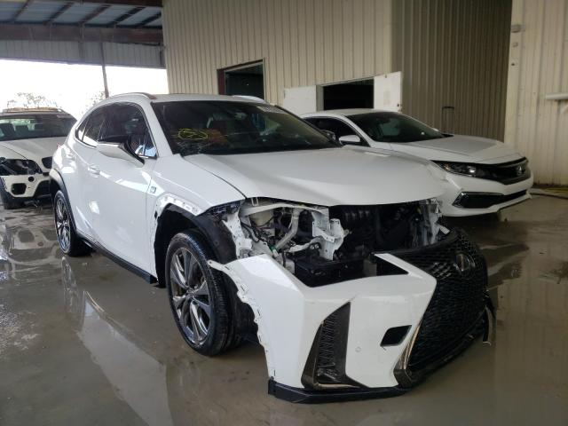 Salvage cars for sale from Copart Homestead, FL: 2019 Lexus UX 200