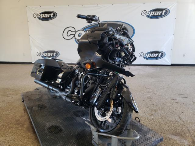 Salvage cars for sale from Copart Wilmer, TX: 2019 Harley-Davidson Fltrx