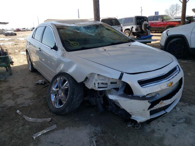 Salvage cars for sale from Copart Temple, TX: 2012 Chevrolet Malibu 2LT