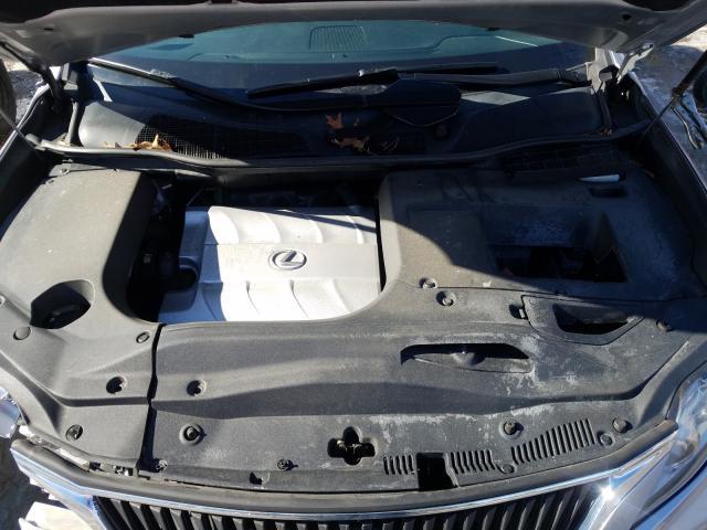 2010 Lexus RX | Vin: 2T2BK1BAXAC048476