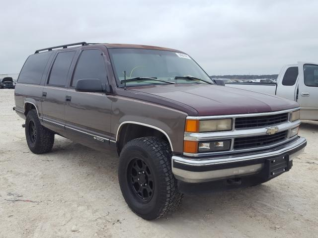 1997 Chevrolet Suburban K for sale in New Braunfels, TX