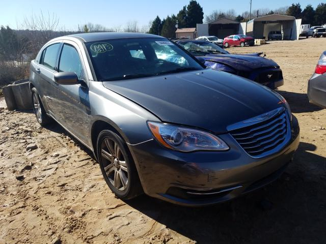 Salvage 2013 CHRYSLER 200 - Small image. Lot 34446531