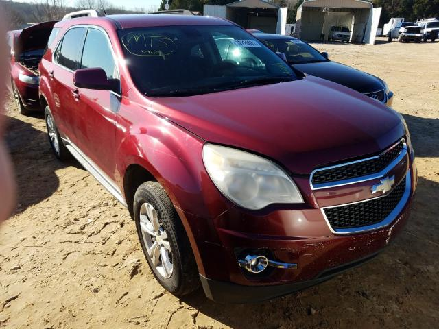 Vehiculos salvage en venta de Copart China Grove, NC: 2011 Chevrolet Equinox LT