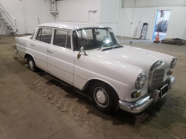 Salvage cars for sale from Copart Tulsa, OK: 1962 Mercedes-Benz 190