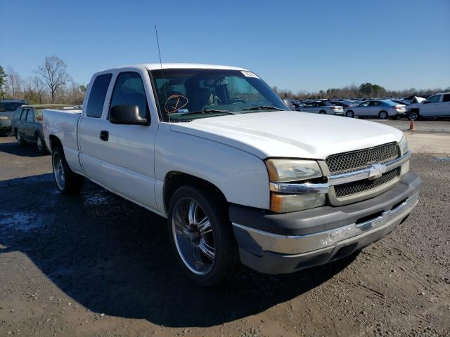 Chevrolet salvage cars for sale: 2003 Chevrolet Silverado