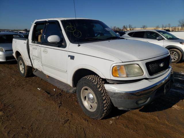 Salvage cars for sale from Copart Bridgeton, MO: 2001 Ford F-150