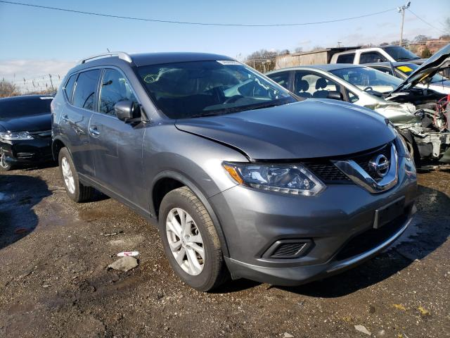 2016 Nissan Rogue S en venta en Baltimore, MD