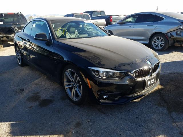 Salvage cars for sale from Copart Tucson, AZ: 2019 BMW 430I