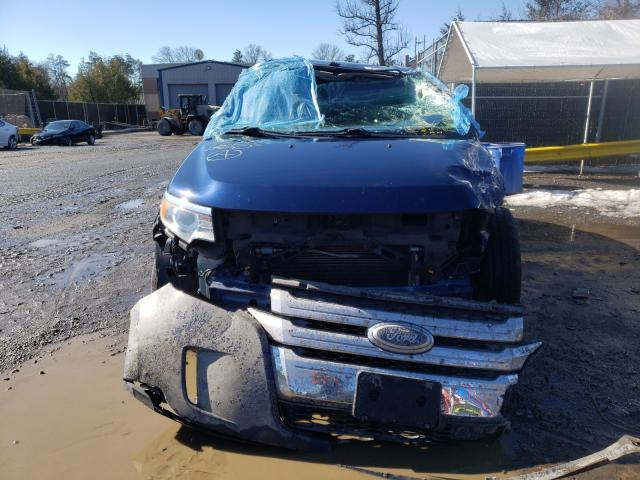 2012 FORD EDGE LIMIT 2FMDK4KC1CBA61673