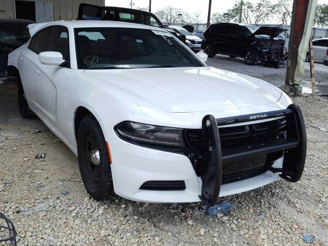 Salvage cars for sale from Copart Homestead, FL: 2020 Dodge Charger PO