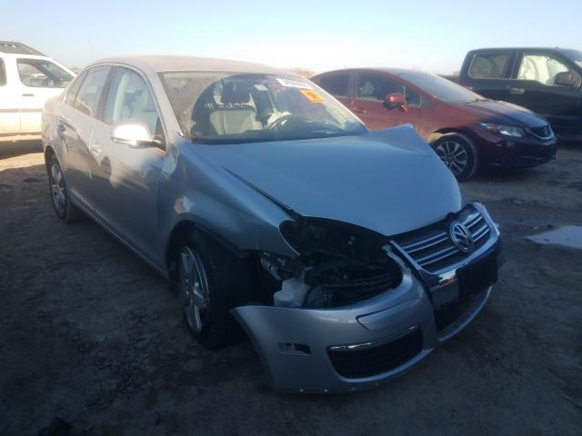Salvage cars for sale from Copart Temple, TX: 2008 Volkswagen Jetta SE