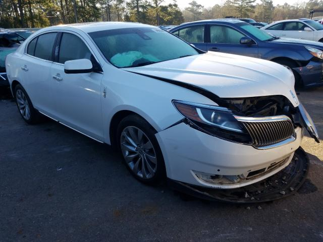 Lincoln salvage cars for sale: 2014 Lincoln MKS