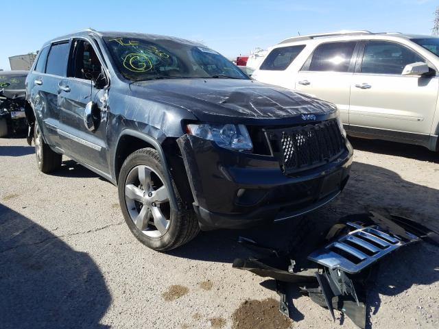 Salvage cars for sale from Copart Tucson, AZ: 2013 Jeep Grand Cherokee