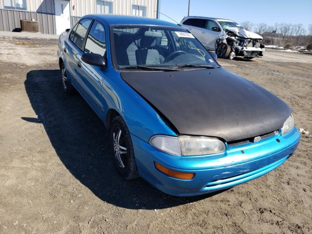 GEO Prizm salvage cars for sale: 1994 GEO Prizm