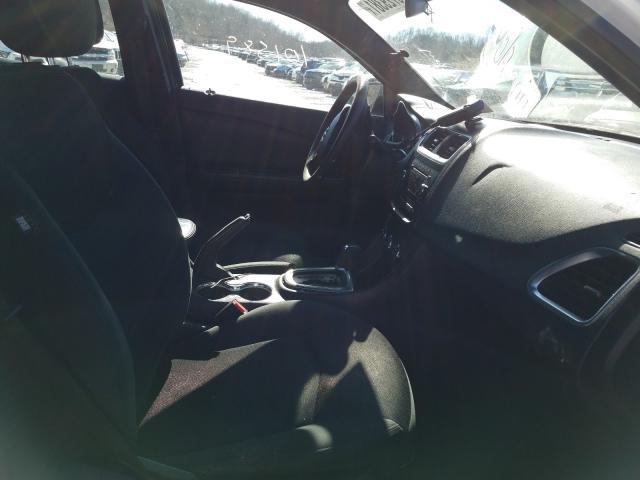 2014 DODGE AVENGER SE - Left Rear View