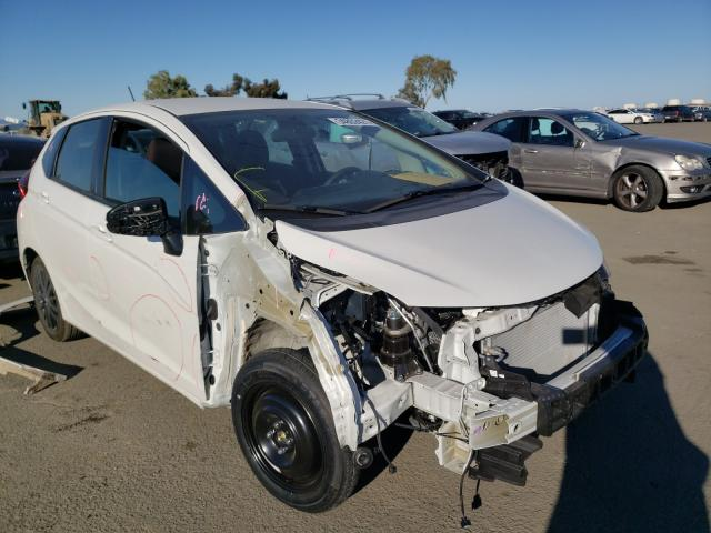 Salvage cars for sale from Copart Martinez, CA: 2020 Honda FIT Sport