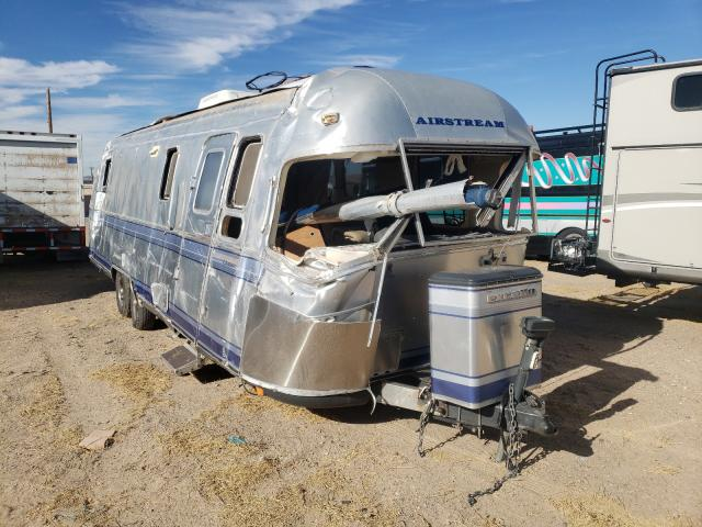 Airstream salvage cars for sale: 1995 Airstream 34 Limited