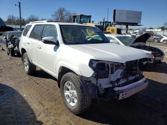 Salvage cars for sale from Copart Wichita, KS: 2018 Toyota 4runner SR