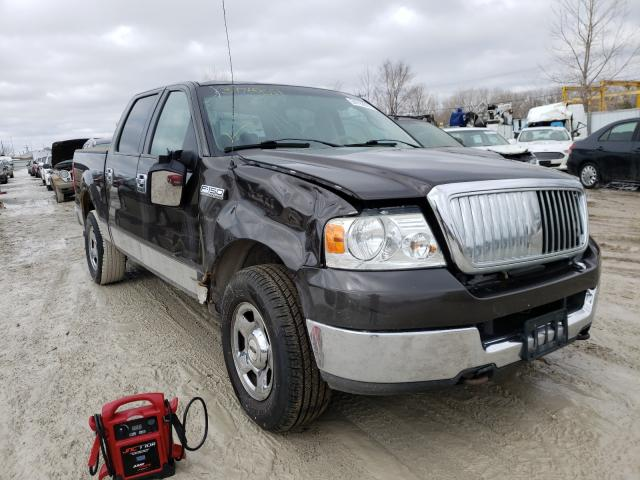 Salvage cars for sale from Copart Des Moines, IA: 2005 Ford F150 Super