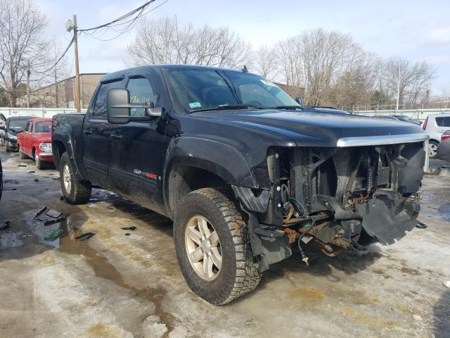 Vehiculos salvage en venta de Copart North Billerica, MA: 2007 GMC New Sierra