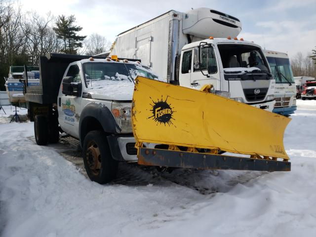 2011 Ford F450 Super en venta en West Warren, MA