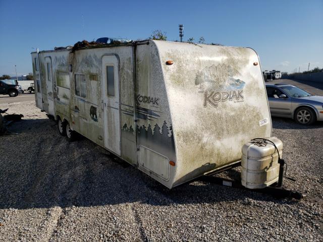 Salvage cars for sale from Copart Apopka, FL: 2005 Keystone Kodiak
