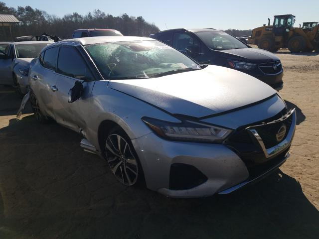 Salvage cars for sale from Copart Austell, GA: 2021 Nissan Maxima SV