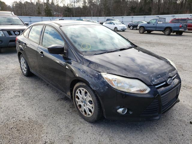2012 FORD FOCUS SE 1FAHP3F28CL148267