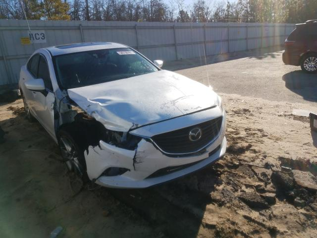 Mazda 6 salvage cars for sale: 2014 Mazda 6