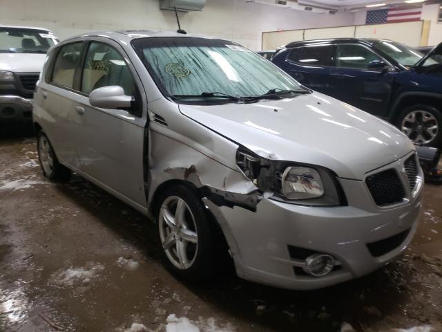 Pontiac Vehiculos salvage en venta: 2009 Pontiac G3