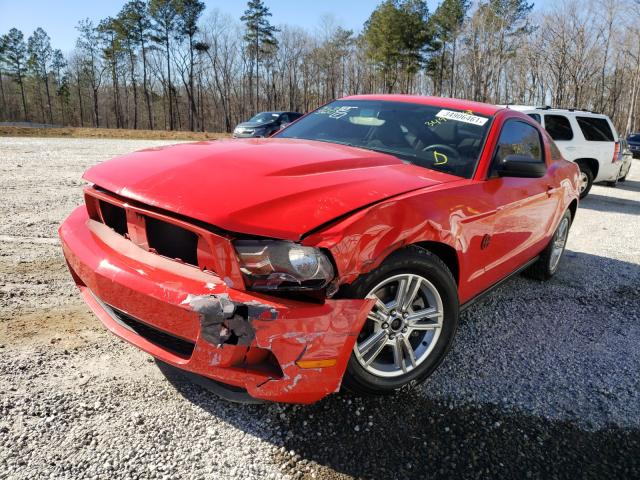 2011 FORD MUSTANG - 2