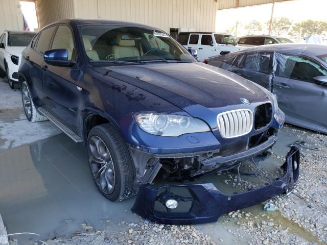Salvage cars for sale from Copart Homestead, FL: 2011 BMW X6 XDRIVE5