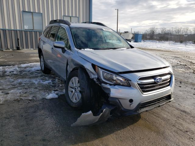Salvage cars for sale from Copart Chambersburg, PA: 2019 Subaru Outback 2