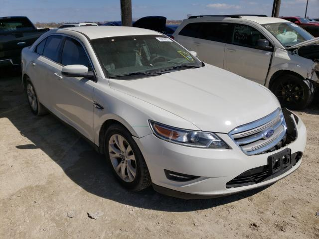 Salvage cars for sale from Copart Temple, TX: 2012 Ford Taurus SEL