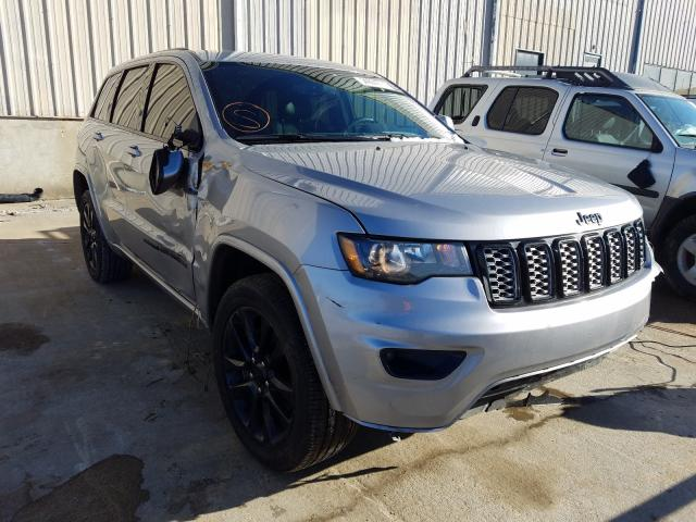 Salvage cars for sale from Copart Lawrenceburg, KY: 2018 Jeep Grand Cherokee