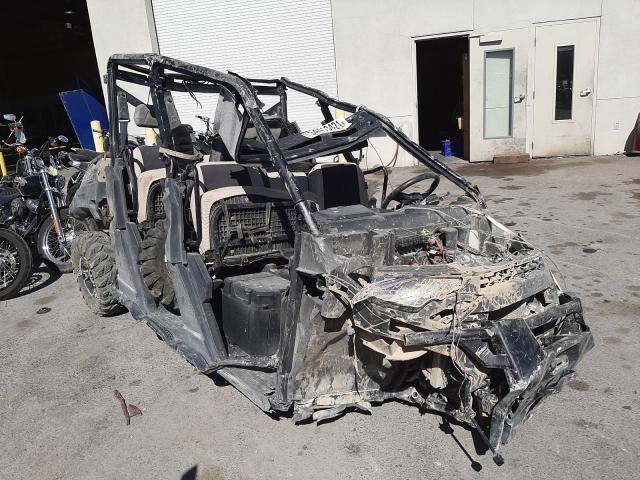 Salvage cars for sale from Copart Las Vegas, NV: 2020 Polaris Ranger CRE