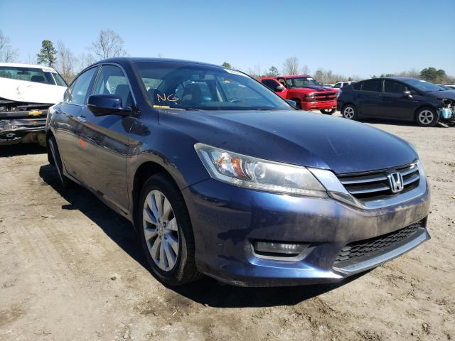 Salvage cars for sale from Copart Lumberton, NC: 2015 Honda Accord