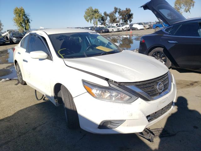 Salvage cars for sale from Copart Martinez, CA: 2018 Nissan Altima 2.5