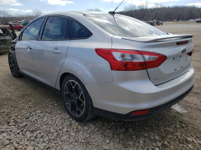 2014 FORD FOCUS SE - Right Front View