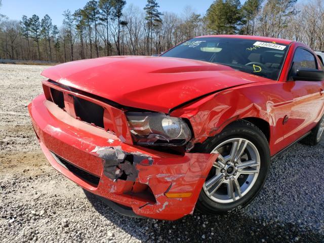 2011 FORD MUSTANG - 9