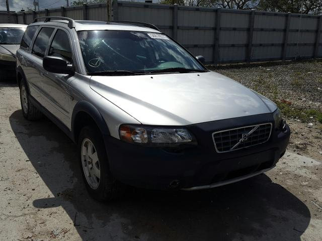 Salvage cars for sale from Copart Homestead, FL: 2003 Volvo XC70